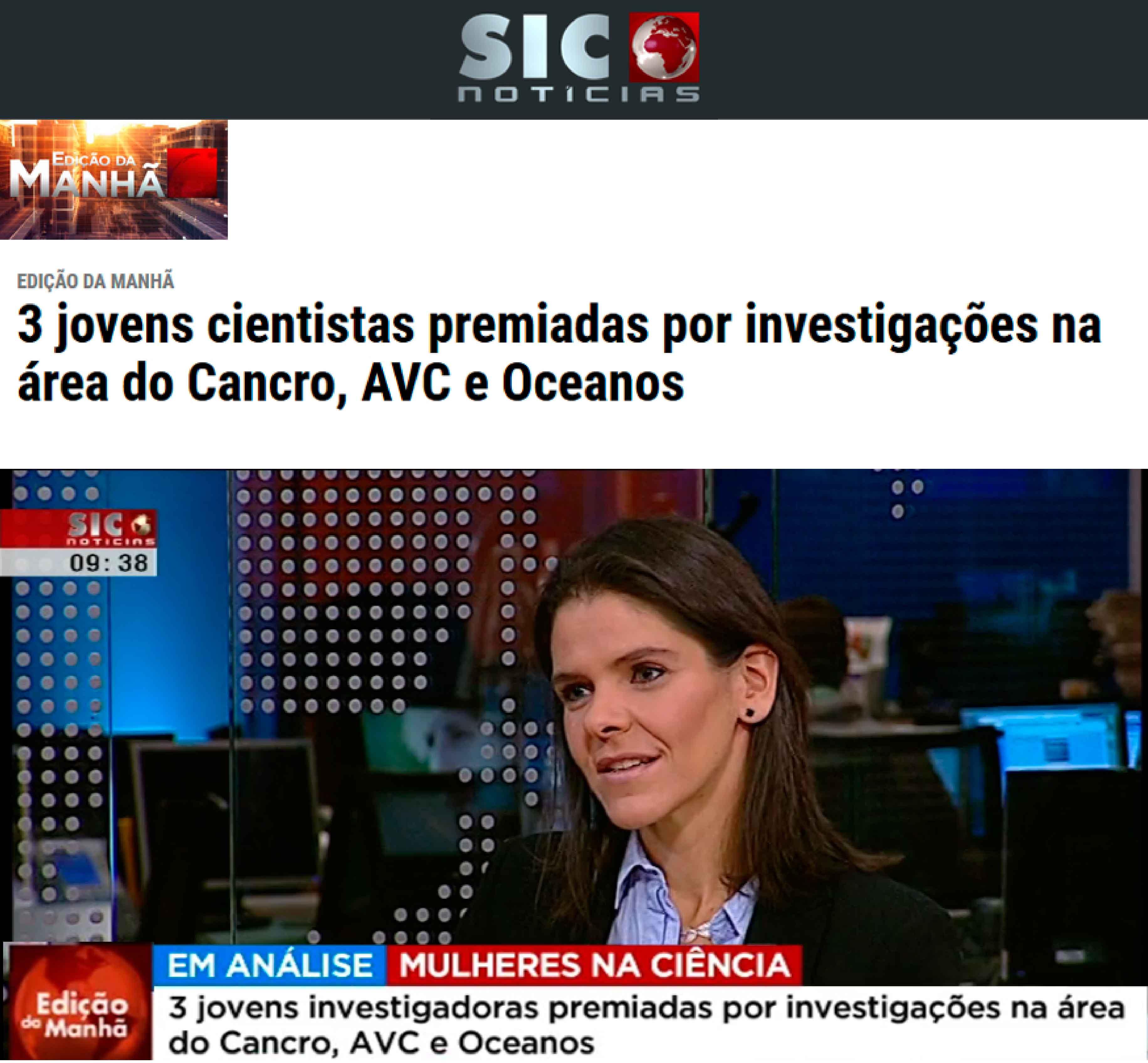 SIC Notícias morning show